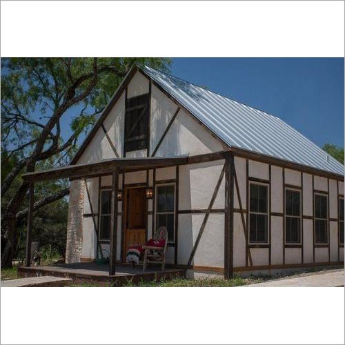 FRP Panel Build Bunk House
