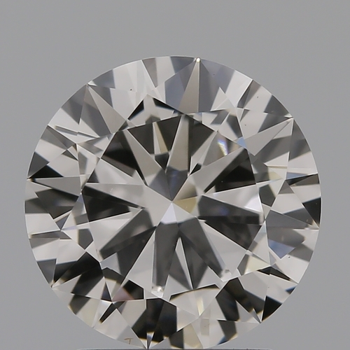 CVD Diamond 2.00ct J VS1 Round Brilliant Cut IGI Certified Stone