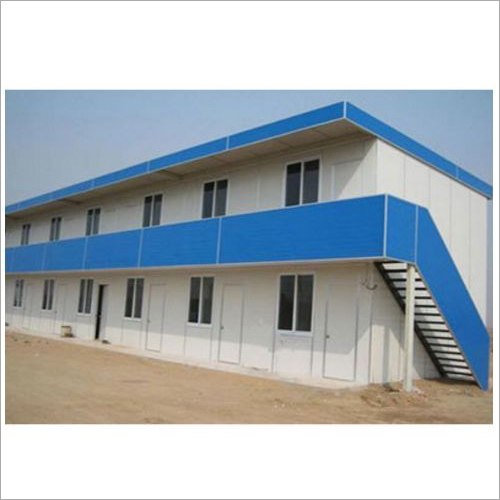 FRP Prefabricated Double Storey Building