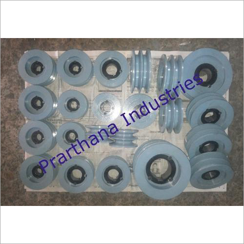 CI Taper Lock V Groove Pulley