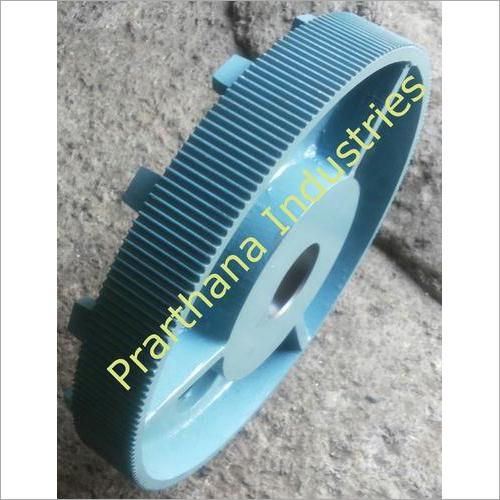 Large Diameter Timing Pulley
