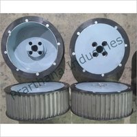 Mild Steel And Aluminium Timing Pulley