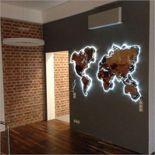 Wall Art Laser Work