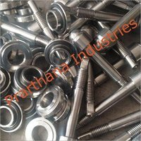 Industrial CNC Turning Components