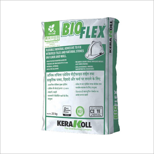 Kerakoll BioFlex White Adhesive