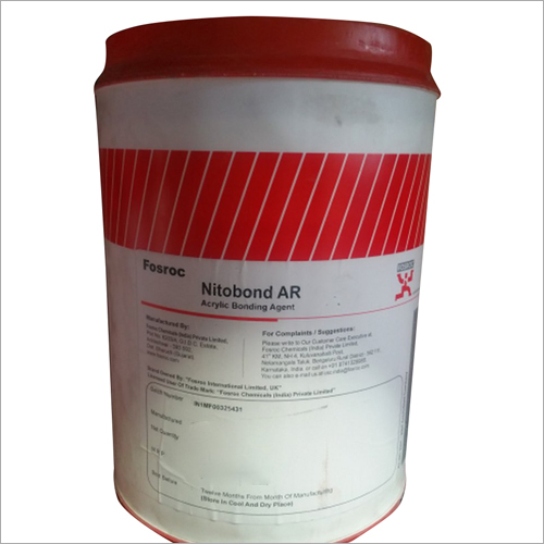 Fosroc Nitobond AR STD Acrylic Bonding Agent