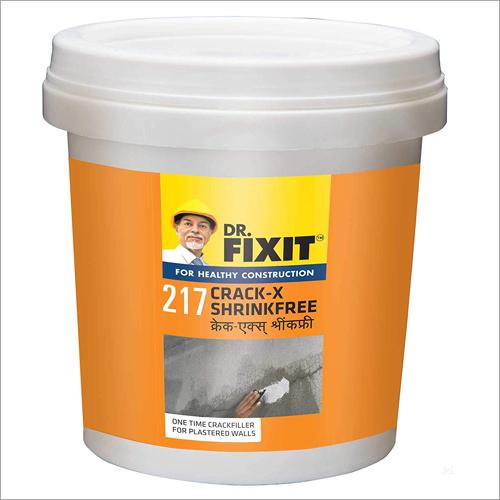 Dr. Fixit 217 Crack-X Shrinkfree Crack Filler Compound