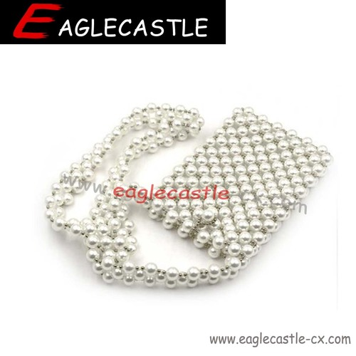 New Style Bead Handbag