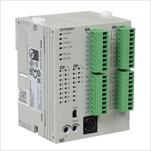 Delta SV Series PLC