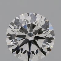 CVD Diamond 1.56ct G VVS2 Round Brilliant Cut IGI Certified Stone