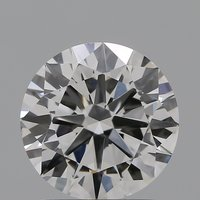 CVD Diamond 1.50ct E VS1 Round Brilliant Cut IGI Certified Stone
