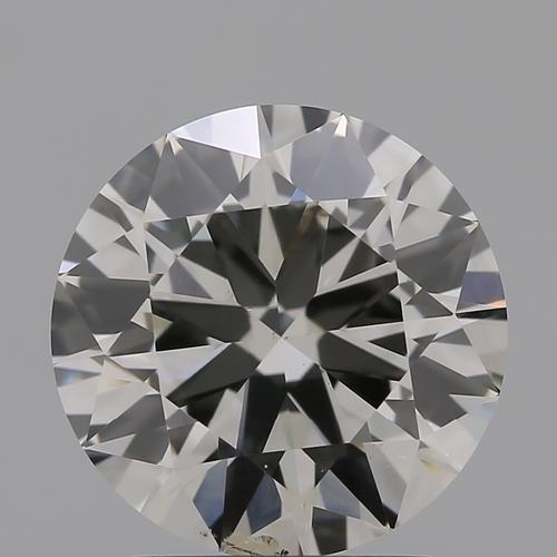 CVD Diamond 2.00ct I SI1 Round Brilliant Cut IGI Certified Stone