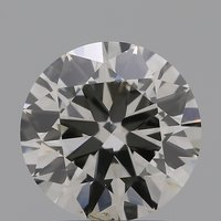 CVD Diamond 2.00ct I SI1 Round Brilliant Cut IGI Certified Stone