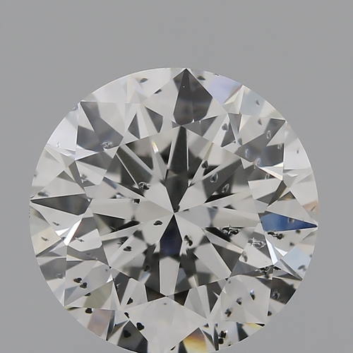 CVD Diamond 2.03ct G SI2 Round Brilliant Cut IGI Certified Stone
