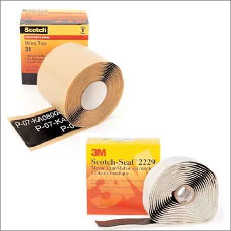 Mastic Tapes