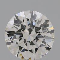 CVD Diamond 1.50ct H SI1 Round Brilliant Cut IGI Certified Stone