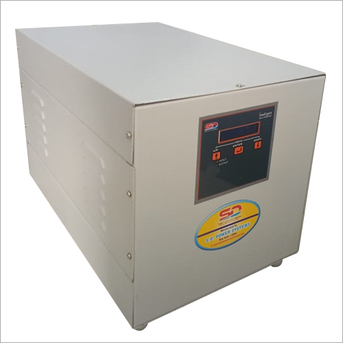 Single Phase Servo Voltage Stabilizer (2 KVA- 5 KVA)