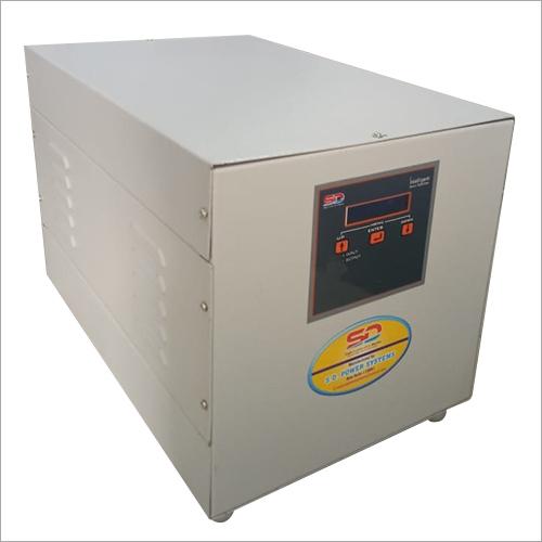 Single Phase Servo Voltage Stabilizer (2 KVA- 5 KVA)