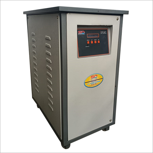 Three Phase Servo Voltage Stabilizer (6 KVA- 15 KVA)