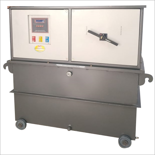 Three Phase Oil Cooled Servo Voltage Stabilizer ( Below 100 KVA)