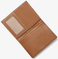 Passport Wallet - Tan