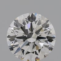 CVD Diamond 1.50ct E VVS2 Round Brilliant Cut IGI Certified Stone
