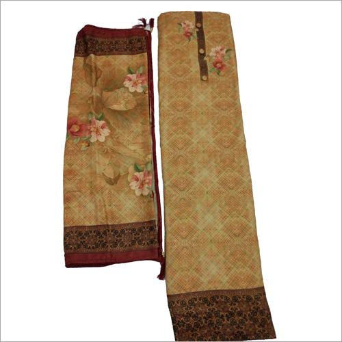 Ladies Semi Stitched Salwar Suit