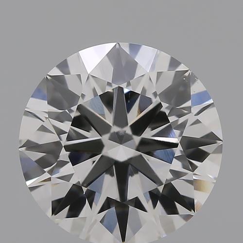 CVD Diamond 1.60ct G VVS2 Round Brilliant Cut IGI Certified Stone