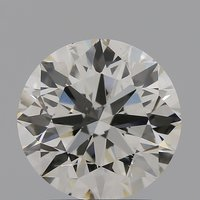 CVD Diamond 2.00ct I SI2 Round Brilliant Cut IGI Certified Stone