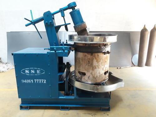 Coconut Oil Crushing Machine