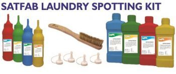 Laundry Spotting Kit
