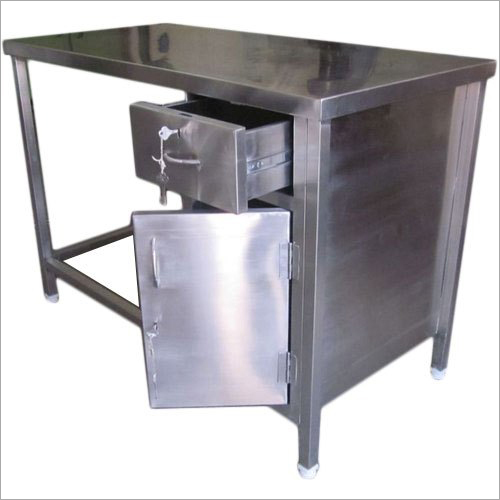 Stainless Steel Work Table With Drawer