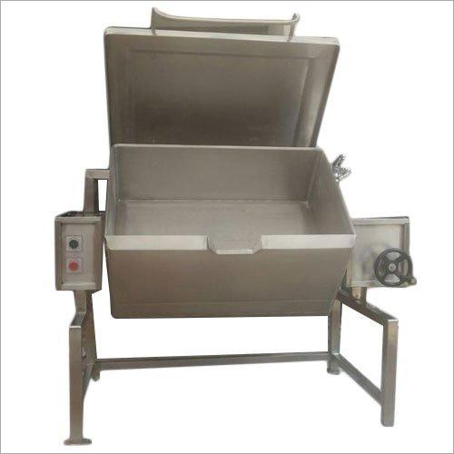 20 kg Capacity Stainless Steel Rice Garvey Vessel