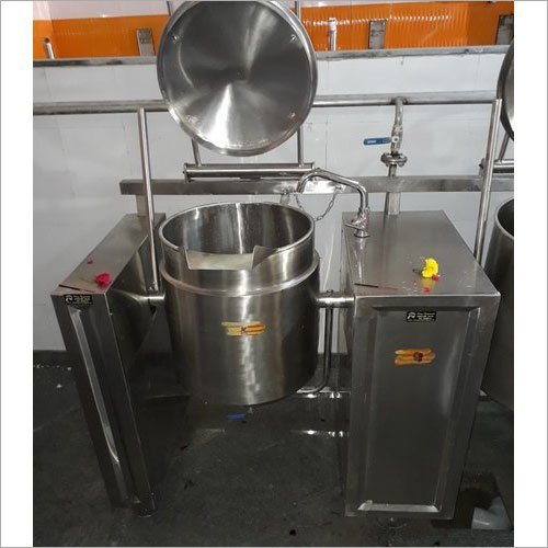 Stainless Steel Rice Vessel