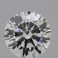 CVD Diamond 1.65ct F VVS1 Round Brilliant Cut IGI Certified Stone