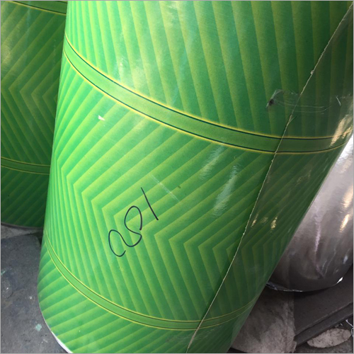Banana Leaf Printed Film