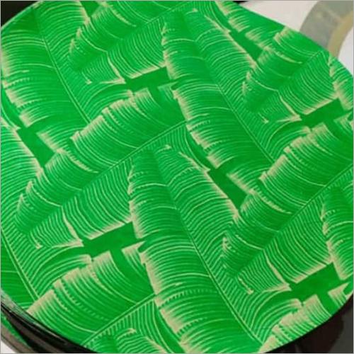 Banana Leaf Printed Film