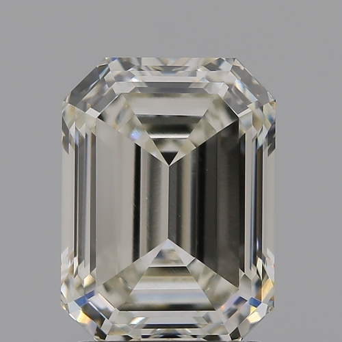 CVD Diamond 2.08ct I VVS2 Emerald Shape IGI Certified Stone
