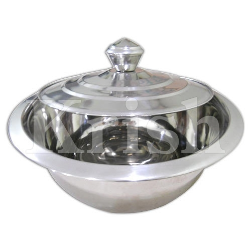 Roda Bowl With Cover