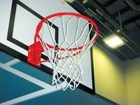 Basketball - Non Dunking ring