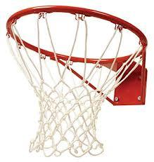 Basketball - Non Dunking ring