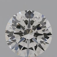 CVD Diamond 2.00ct G VS1 Round Brilliant Cut IGI Certified Stone