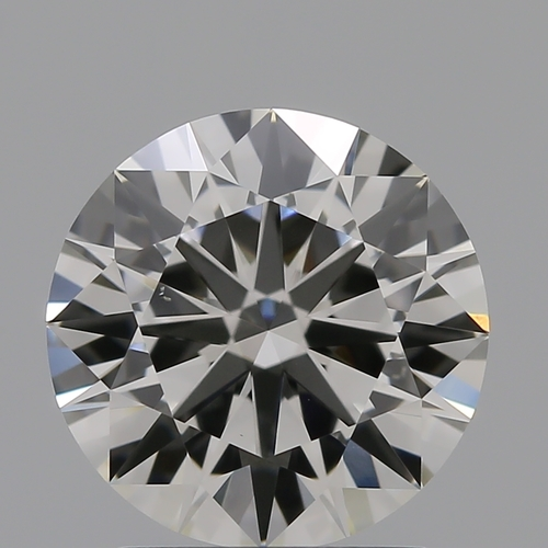 CVD Diamond 1.71ct I VS1 Round Brilliant Cut IGI Certified Stone