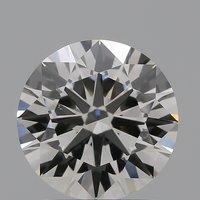 CVD Diamond 1.71ct I VS1 Round Brilliant Cut IGI Certified Stone