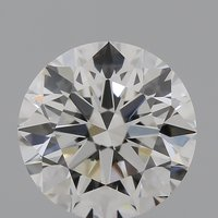 CVD Diamond 2.04ct G VVS2 Round Brilliant IGI Certified Stone