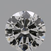 CVD Diamond 1.50ct G VS1 Round Brilliant Cut IGI Certified Stone