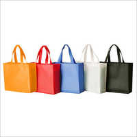 Rectangular Loop Handle Non Woven Bag