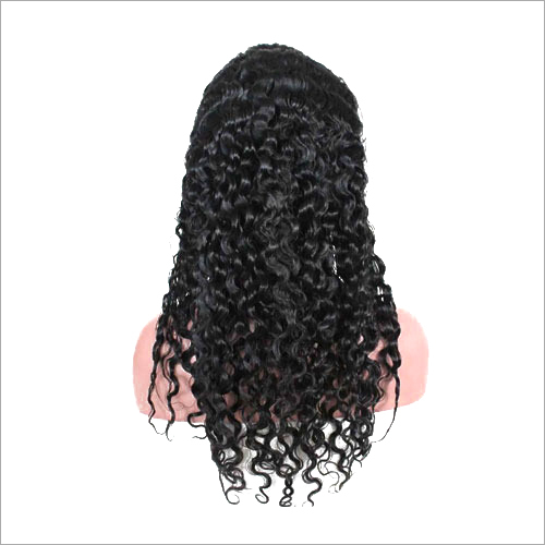 Curly Front Lace Wig
