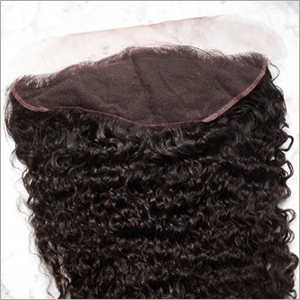 Curly Lace Front Hairpiece