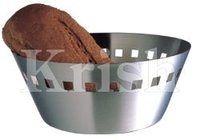 Heavy Bread Basket With Square Cutting